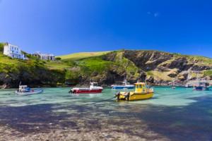 Inhalt des Artikels sind faszinierende Urlaubsziele in England.