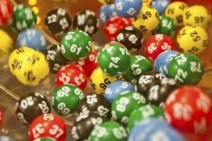 Lotteriekugeln