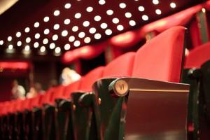 Sitze im Theater