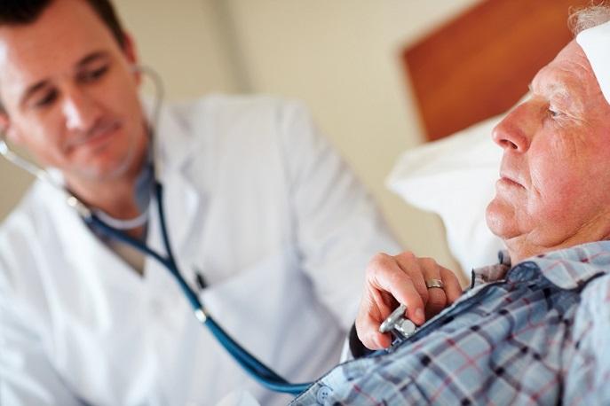 Viele sind betroffen: Altersleiden Herzinsuffizienz