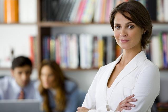 Erfolgreiche Frauen in der Wirtschaft