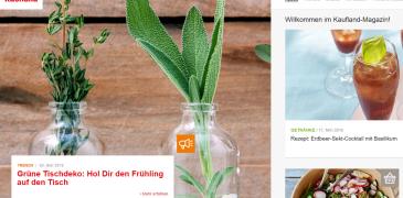 Kulinarisches für Kenner: Das neue Kaufland-Magazin